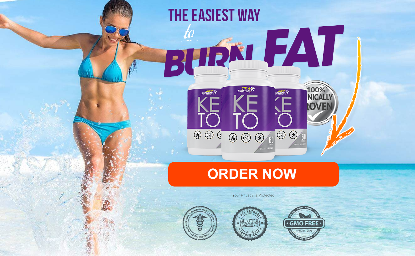 Strive Nutrition Keto (UPDATE 2021) [Pros & Cons] Where to Buy?