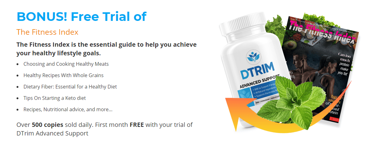 DTrim Advanced Support (Upgrade 2021) Price, Scam, Ingredients?