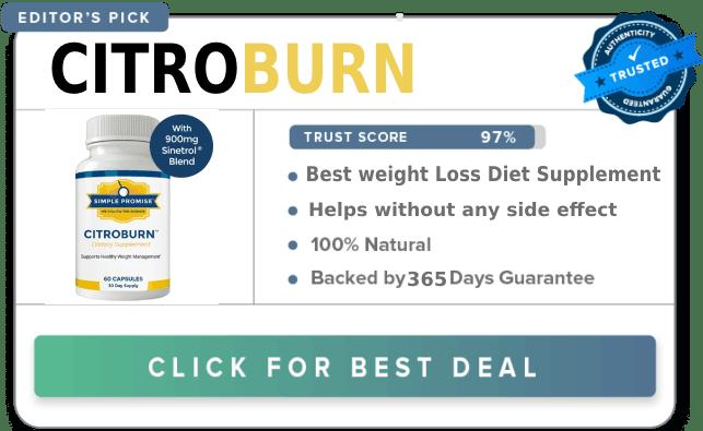 Citroburn Review For Fitness