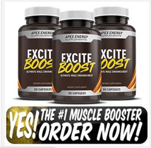 Excite Boost [Excite Boost Male Enhancement] Does Its Really Works?