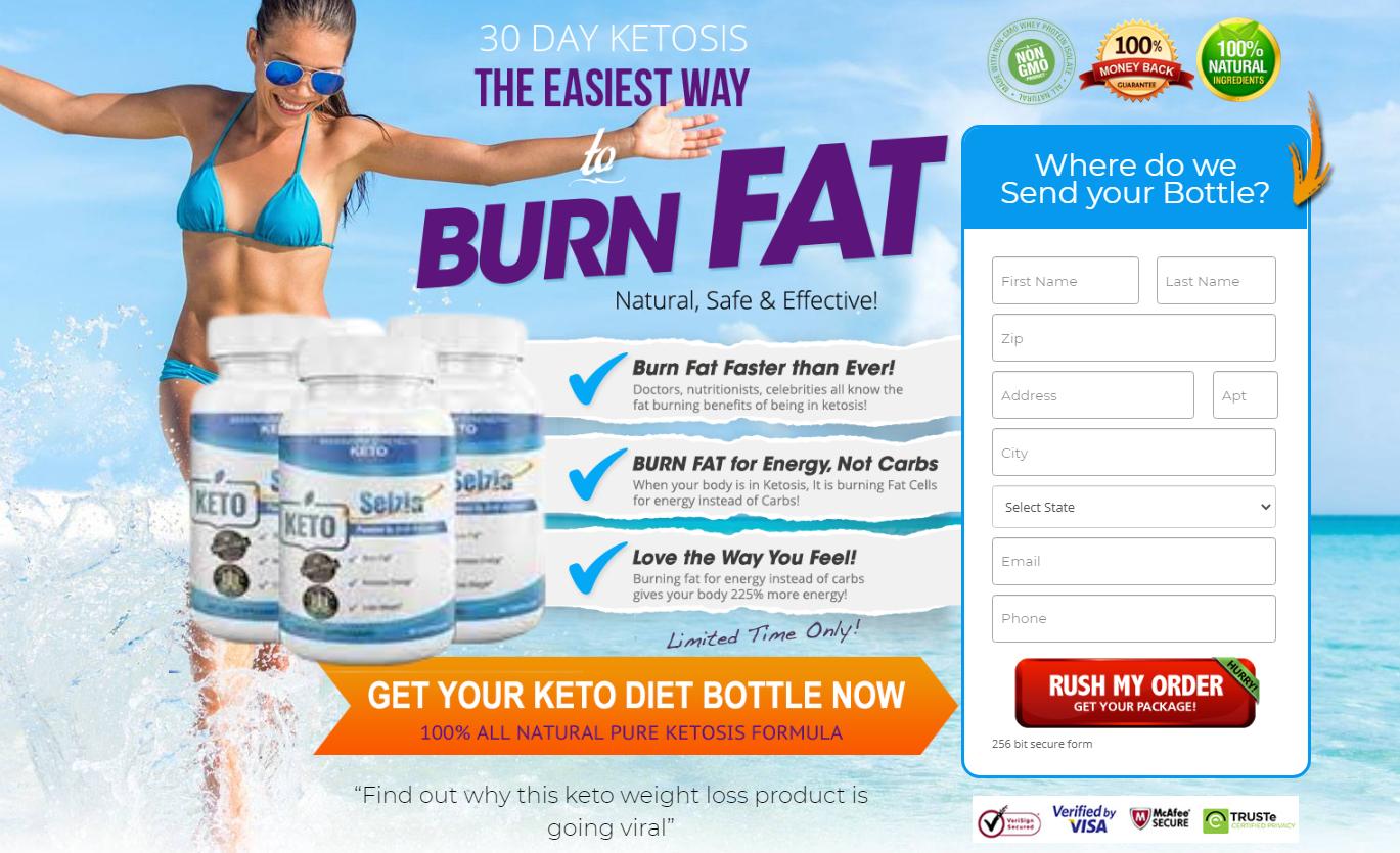 "Selzia Keto ""Before Buy"" Read Side Effects, Benefits, Cost & Ingredients?"