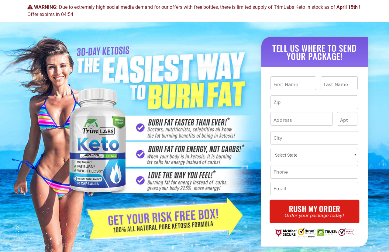 """Trim Labs Keto """"Pros & Cons"""" What is TrimLabs Keto? Price, Ingredients?"""