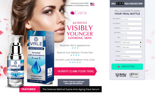 Vale Serum® [100% Legit Ingredients Vale Serum] Does Its Really Works?