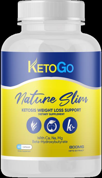 KetoGO *100% Legit KetoGO Nature Slim Pills* Does Its Really Works?