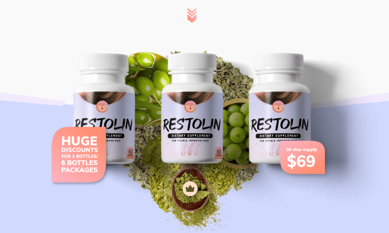 Restolin Reviews *SCAM or HOAX* Price, Ingredients, Reviews, Benefits?