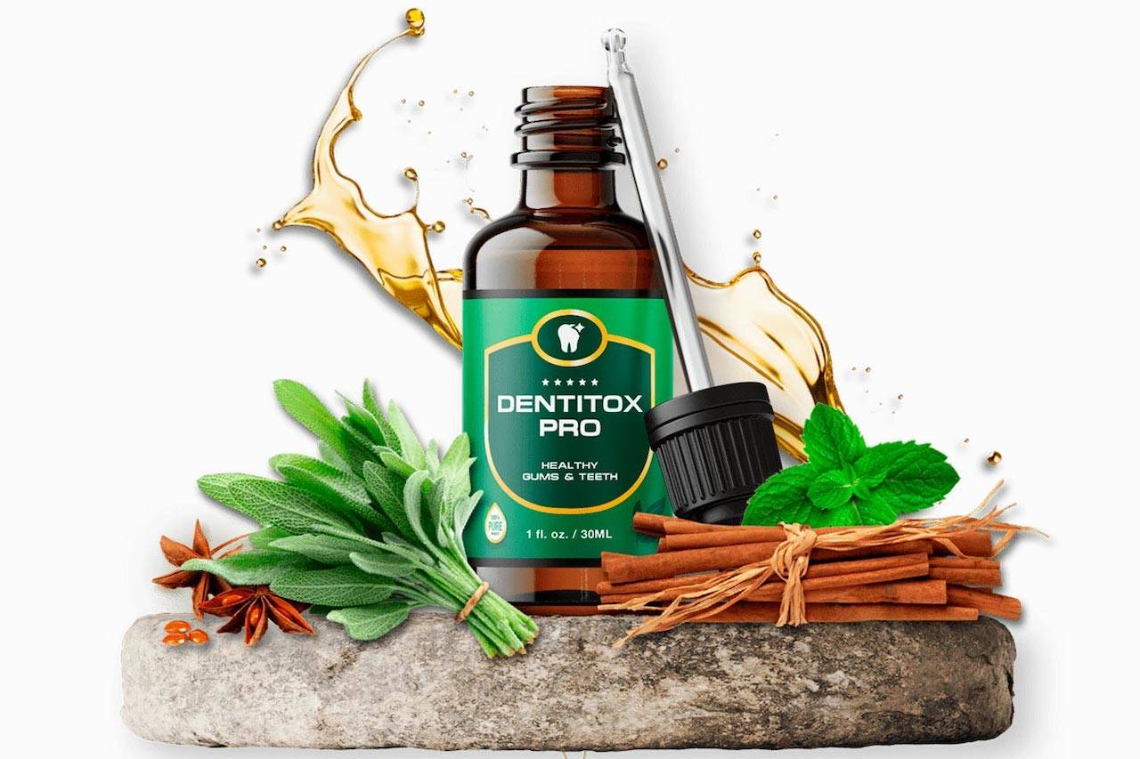 Dentitox Pro :GUIDE: [100% Legit Dentitox Pro Oil] Does Its Really Works?