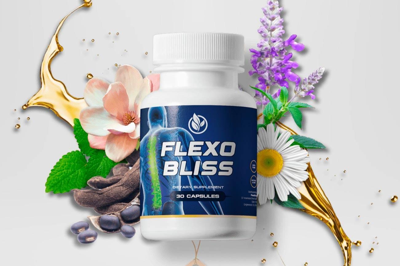 "FlexoBliss® ""Flexo Bliss Review"" Benefits, Ingredients, Scam, Reviews?"