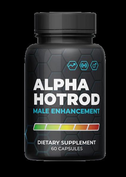 Alpha Hotrod Male Enhancement [100% Legit] Price, Scam, Ingredients?