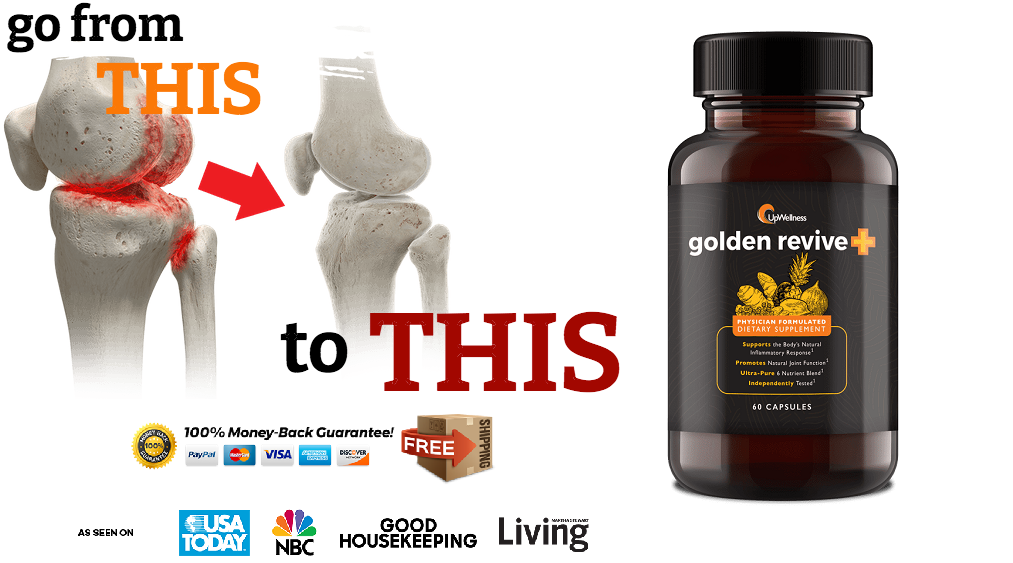 Golden Revive Plus Reviews - Does Golden Revive + Product Really Work