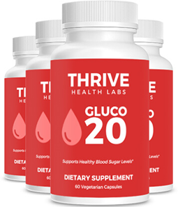 Thrive Gluco 20 - Concern, Ingredients, Benefits, Side Effects, Reviews?