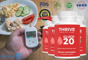 Thrive Gluco 20 – Concern, Ingredients, Benefits, Side Effects, Reviews?