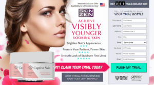 Captive Skin Cream | Price, Side Effects, Ingredients, Scam, Reviews?