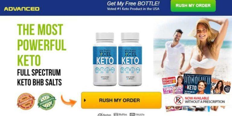 WellnessXcel Keto – Benefis, Ingredients, Works, Price, Reviews?