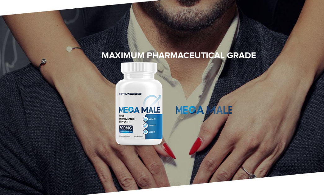 Mega Male :SHARK TANK DIET: Does Its Really Works?