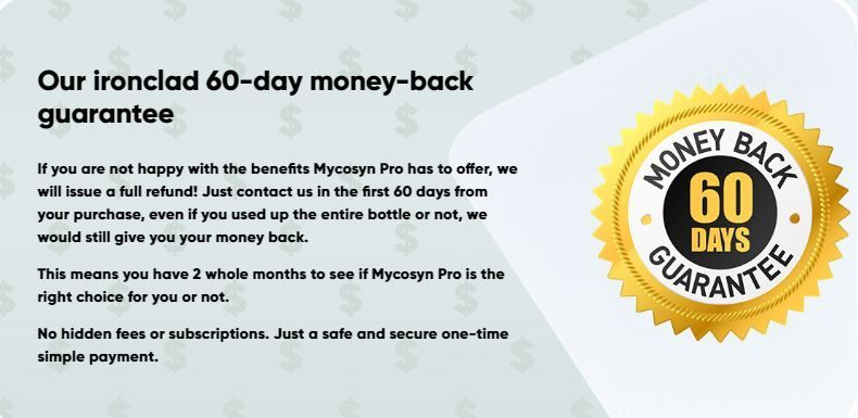 Mycosyn Pro Reviews - Its Scam or Legit - Its Really Works?