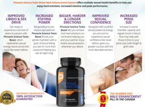 Primal Testo XL Male Enhancement : Is It Really Worth The Hype?