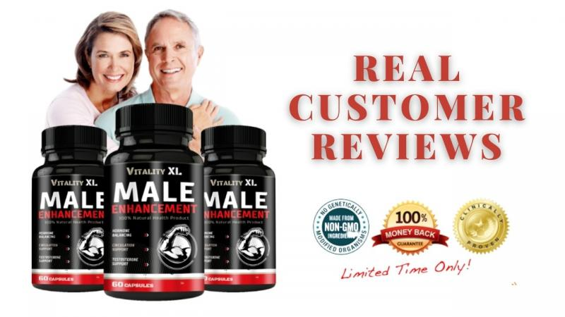 Vitality XL Reviews - Price, Scam, Ingredients, Side Effects, Benefits?