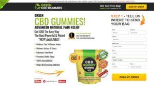 Green CBD Gummies – Benefits, Price, Ingredients, Scam, Reviews?