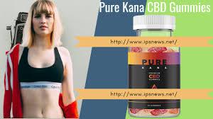 Pure Kana Premium CBD Gummies (Modify 2021) Its Really Works?